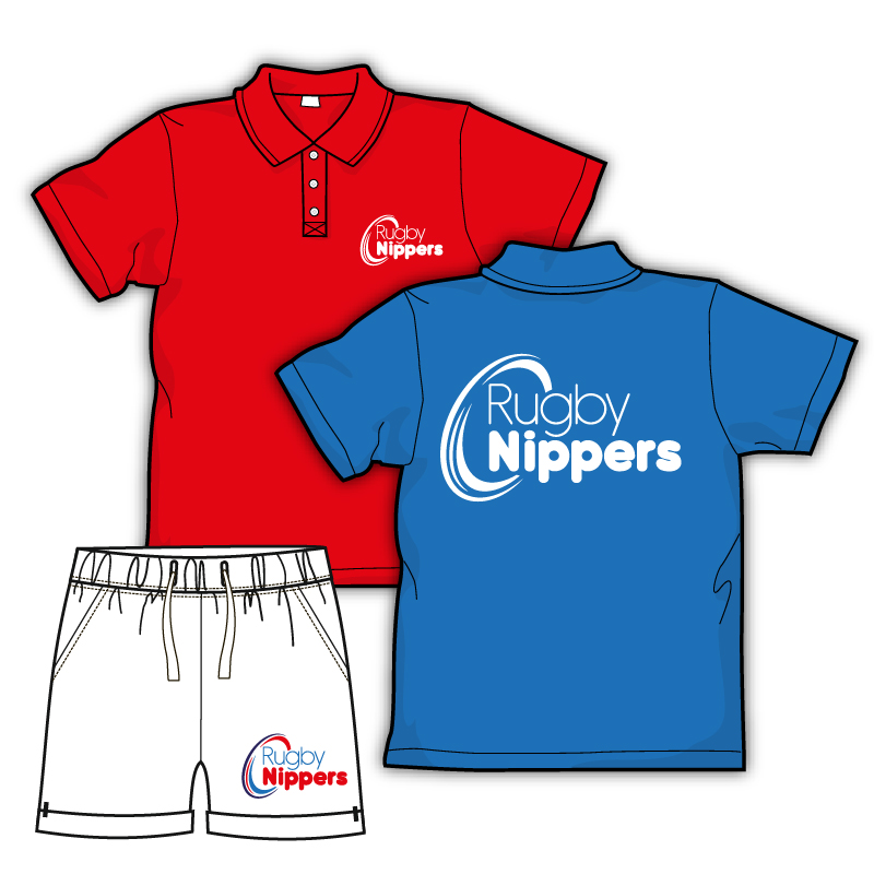 Polo T-Shirt and Shorts Package